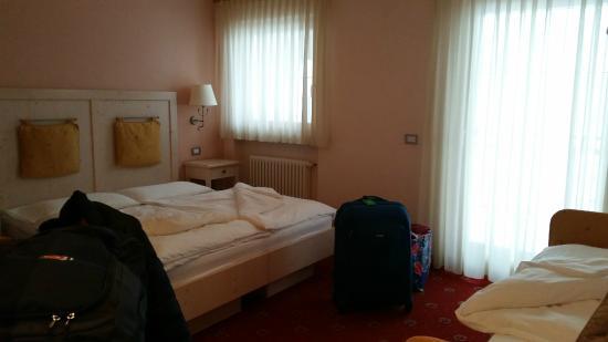 Hotel Stella Montis: camera