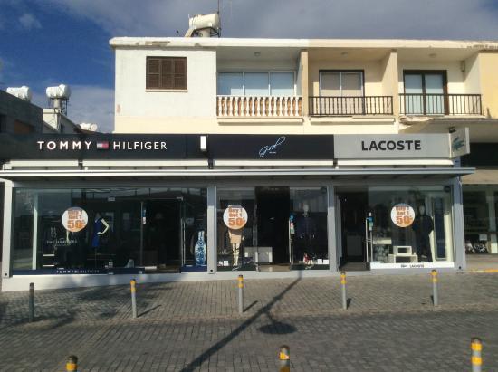 Tommy Hilfiger Boutique: магазин
