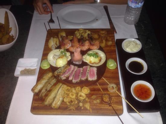 Outback Bar & Bistro: For two person! So good!!!!!!!