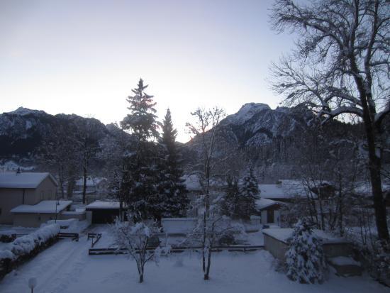 Schwangauer Hof Hotel: View from the room