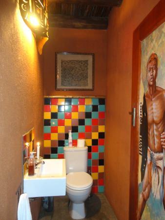 Dar Amane Guest Lodge: WC