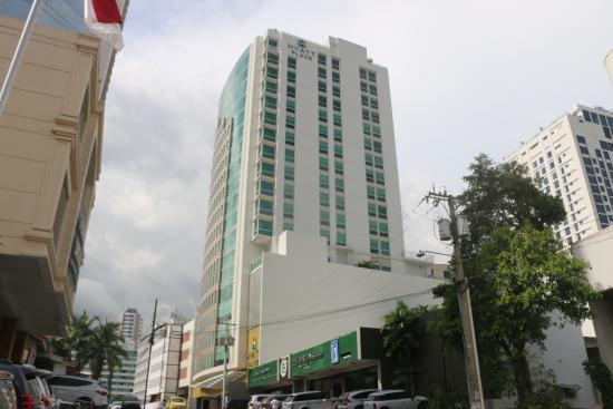 Hyatt Place Panama City Downtown Así Se Ve El Hotel Panamá