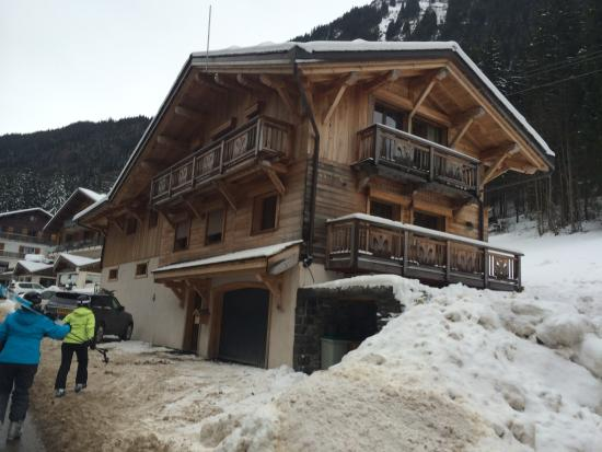 Alpine Highs Chalet Joran : the apartment