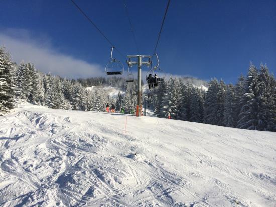 Alpine Highs Chalet Joran : enjoy the snow