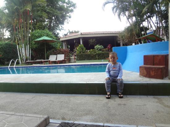 Hotel Mar de Luz : Piscina