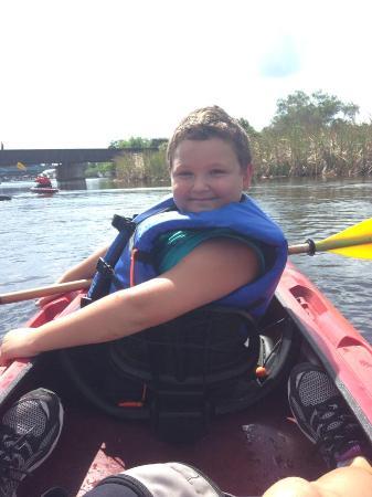 Palm Bay Kayaks: Fun in the Sun!