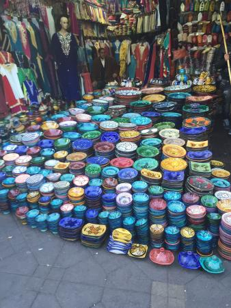 Morocco Discovery Holidays: shopping