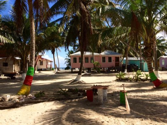 Tobacco Caye Lodge: Chambres