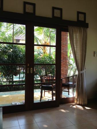Ubud Lestari Bungalows: room