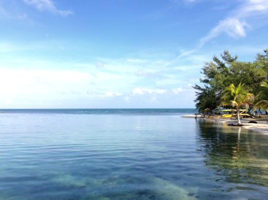 Isla Marisol Resort: Plage