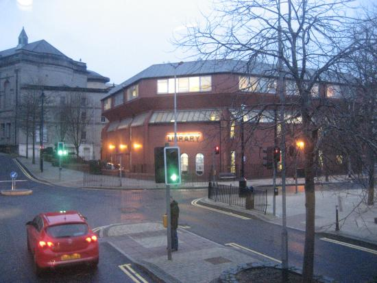 Derry Central Library
