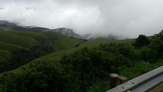 Lydenburg, South Africa: Long Tom Pass