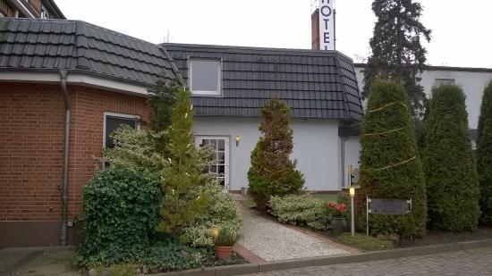 Kirchdorf, Deutschland: Rezeption Eingang