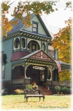 Habberstad House : 1897 Queen Anne Victorian Beauty!