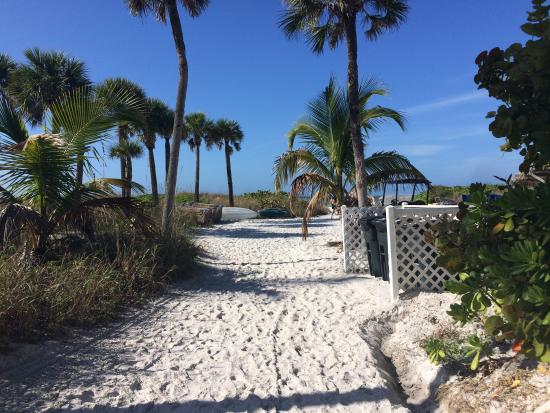 Tropical Beach Resorts Siesta Key