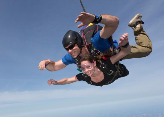 Skydive Suffolk