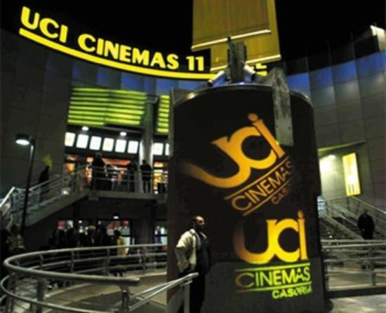 Uci Cinemas Casoria è una struttura di 11 sale e circa 3000 posti a sedere