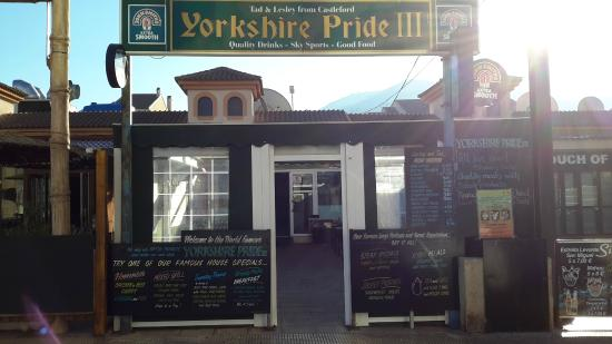 Yorkshire Pride Three