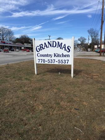 Grandma S Country Kitchen Bremen Ga