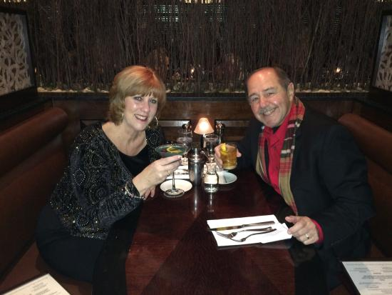 Cedars Steak House: Dinner at Cedars Restaurant