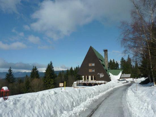 Benecko, República Checa: Hotel Bára