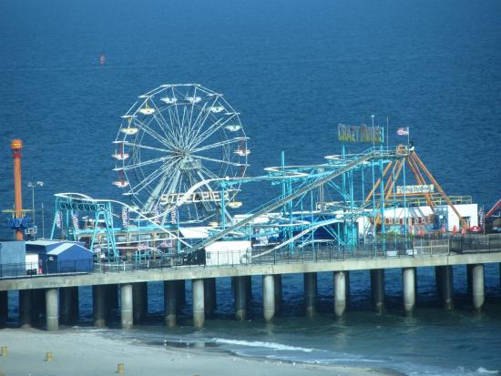 Ocean Picture Of Atlantic Palace Suites Atlantic City