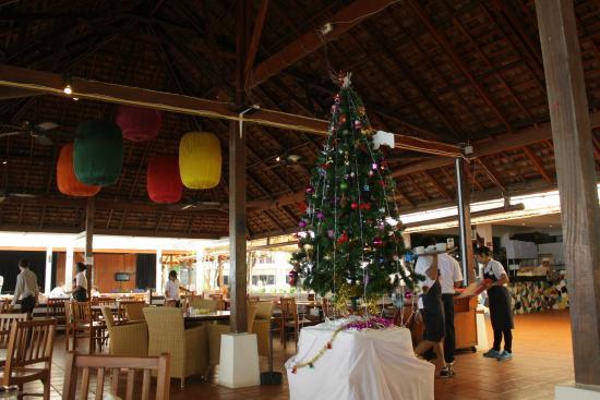 Sunwing Bangtao Beach : Терраса ресторана