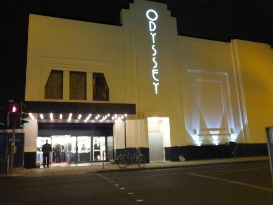 The Odyssey Cinema