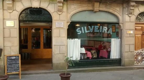 Restaurante silveira casa de xantar en santiago de - Cocinas en santiago de compostela ...
