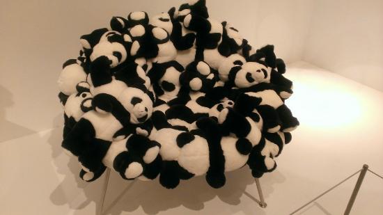 Ordinaire Dallas Museum Of Art: Panda Bear Chair!
