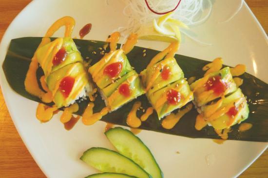 Osaka Japanese Hibachi Steakhouse & Sushi Bar: Osaka sushi
