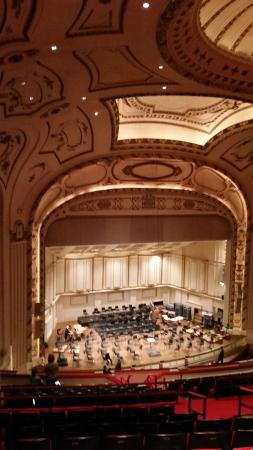 Powell Symphony Hall: Inside the performance hall
