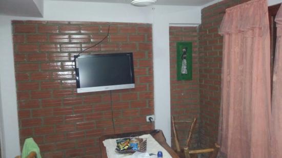 El Paraiso Apart Hotel : Sala