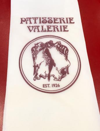 Patisserie Valerie - Piccadilly: The logo