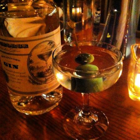 Gather: Martini