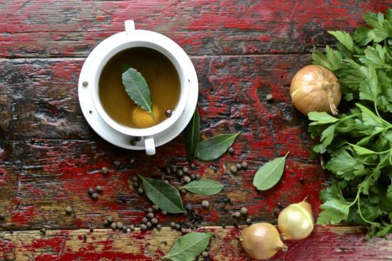 Comedor Mexicano: bouillon