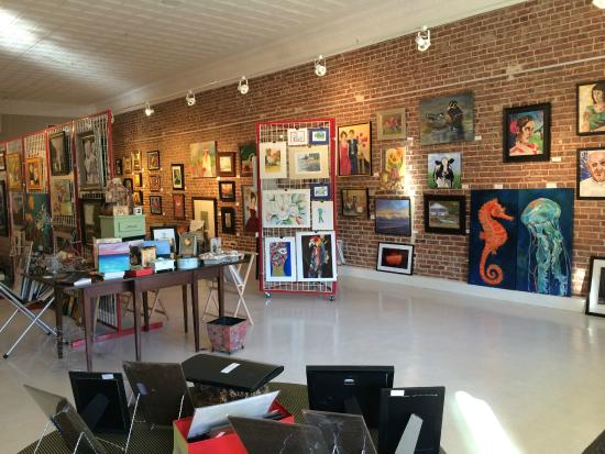 Greenville, AL: HIgh Horse Gallery January 2015