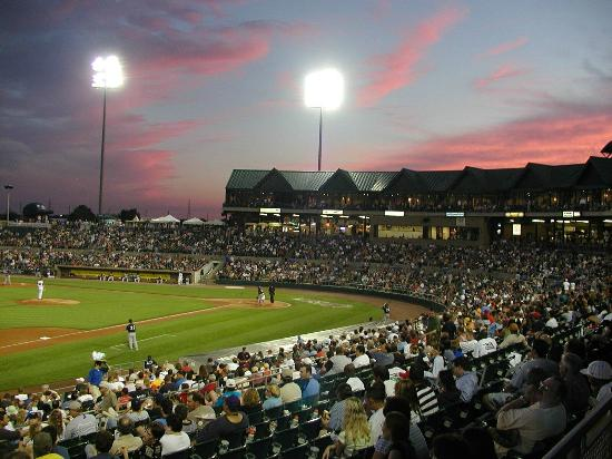 ‪TD Bank Ballpark Home of Somerset Patriots‬