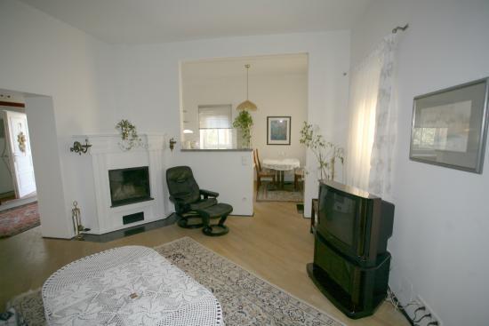 Hotel Liebetegger: Wohnzimmer