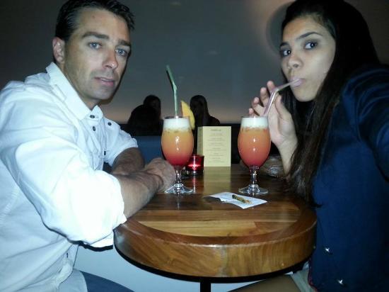 TM Cafe Talkwine : eu e o maridao