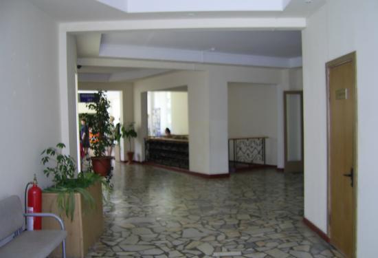 Akter Resort : Вестибюль у обеденного зала