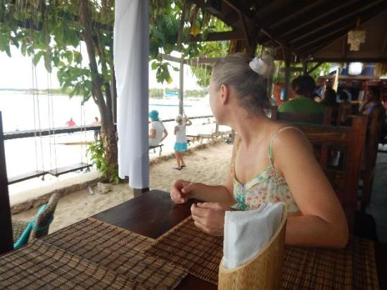 Barco Bar: Le resto