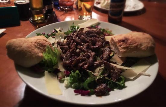 El Restaurante Mexico: Lomo Lomo