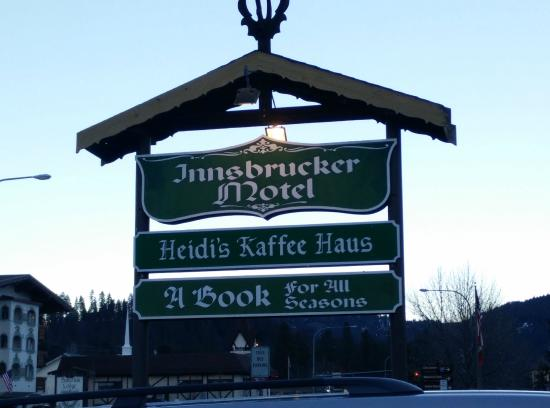 Innsbrucker Inn: Outside