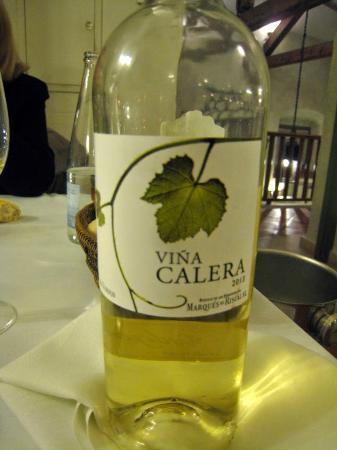 Hotel Molino del Arco: le vin du réveillon