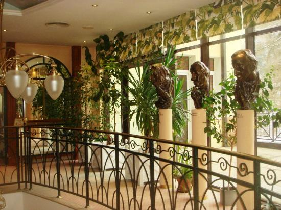 Danubius Health Spa Resort Butterfly: в холле