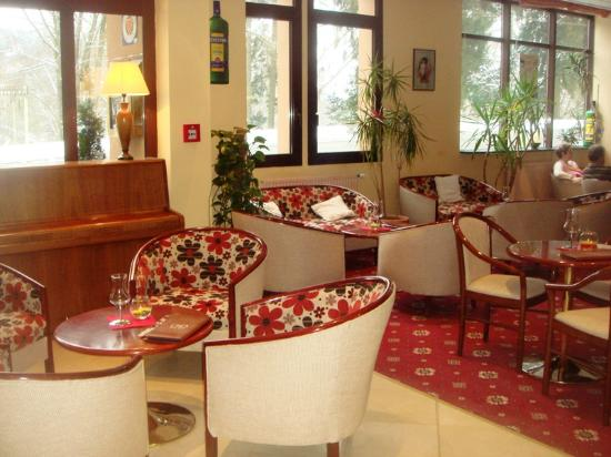 Danubius Health Spa Resort Butterfly: в отеле
