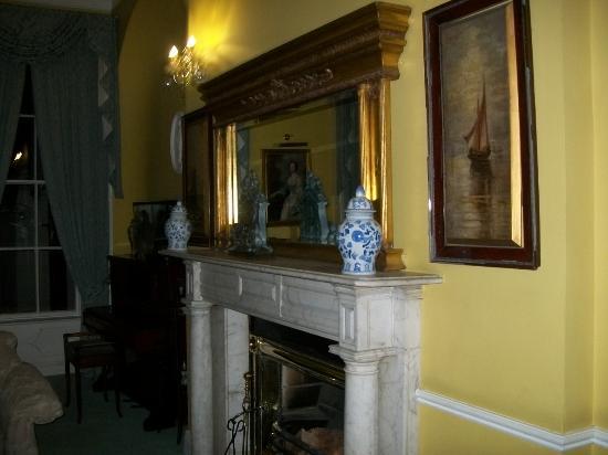 Harrington Hall: Looks nice doesn't it?