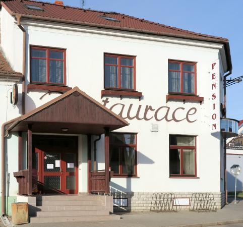 Dolni Dunajovice, République tchèque : entrance