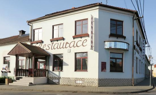 Dolni Dunajovice, République tchèque : building